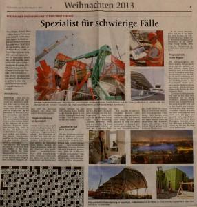 Zeitungsartikel LEICHT (klein) Bild